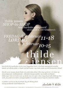 Shop-in-shop med thilde Jensen