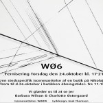 WØ6 Invitation linje
