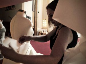"The Making of the costumes for ""Black Diamond"""